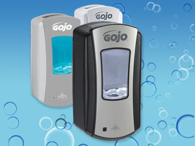 GOJO LTX-12 Foam Soap Dispensers