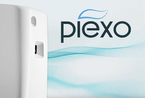 Piexo Nanotechnology Air Freshener Dispensing System