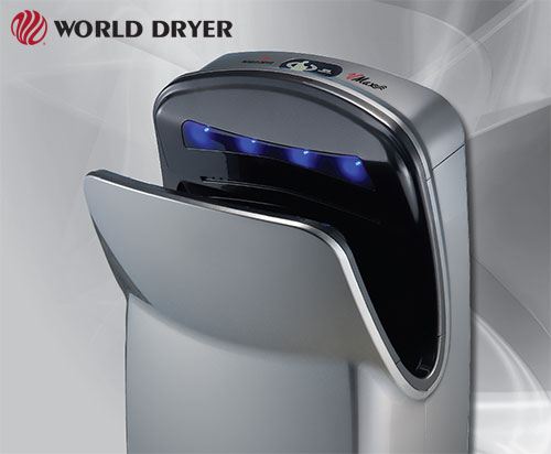VMax High-Speed Vertical Hand Dryer