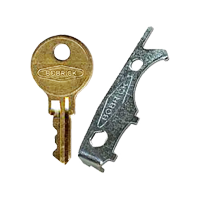 Bobrick Replacement Keys & Locks