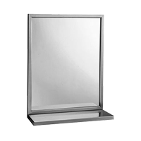 Bobrick Stainless Steel Mirrors